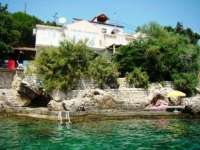 Villa House Petra accommodation in Molunat Dubrovnik area Croatia