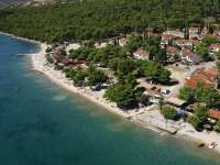 Hotel Apartments and bungalows Medena, vacation inTrogir Croatia
