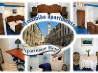 Apartments Artemida Bete accommodation in Dubrovnik Croatia