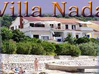 Apartments Villa Nada Rizner accommodation in Rab, Croatia coast