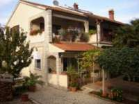 Apartments Villa Marina accommodation in Porec Istria Croatia