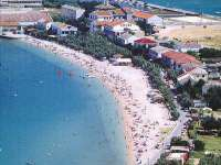 Apartments Nada Grguric 20 m to the sea accommodation at island Pag Croatia