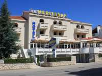 Hotel Mediteran accommodation in Zadar Croatia