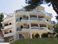 Apartments Villa Fani accommodation Trogir, Adriatic vacation Croatia