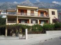 Apartments Raos vacation at Adriatic coast, Makarska Croatia