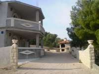 Apartments Abramović, 40m sea, private accommodation Grebaštica Croatia Adriatic sea
