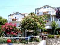 Apartments Mimosa private accommodation in Vodice Croatia Adriatic sea