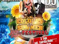Colours Summer Festival Umag 17-19.06.2016
