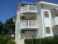 Apartments Tomašević accommodation island Pag Mandre Croatia