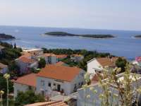 Apartments Ana Lučić town Hvar accommodation island Hvar, Croatia Adriatic sea
