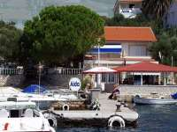 Apartments Aida from family Keko accommodation at Rab Barbat Croatia