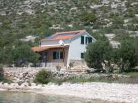 Villa house Pomahline Tkon accommodation at island Pašman Croatia