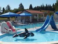 Apartments village Bungalows accommodation with swimming pool Zatišje Savudrija Istria Croatia